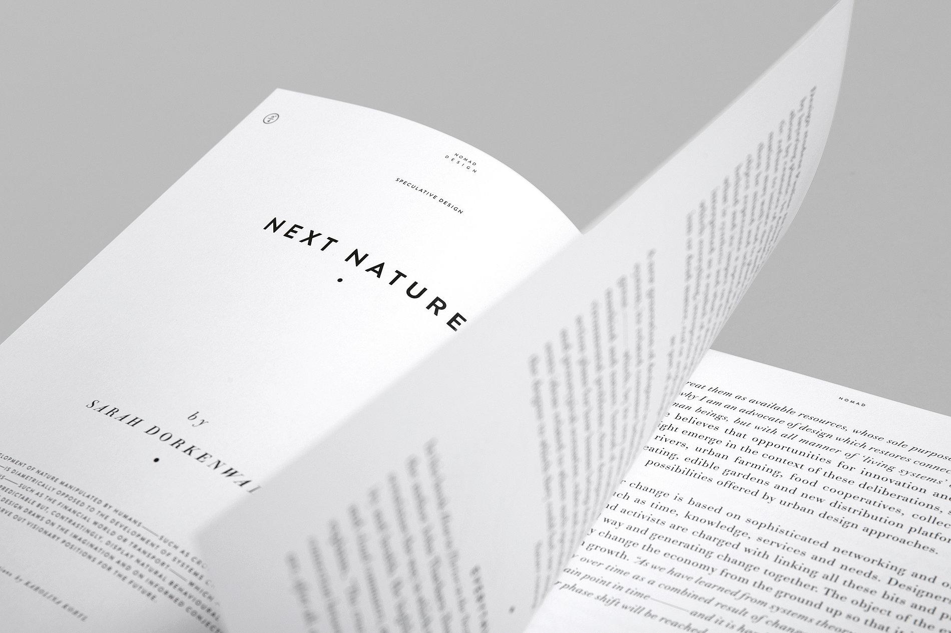 nomad Issue 4 | Red Dot Design Award