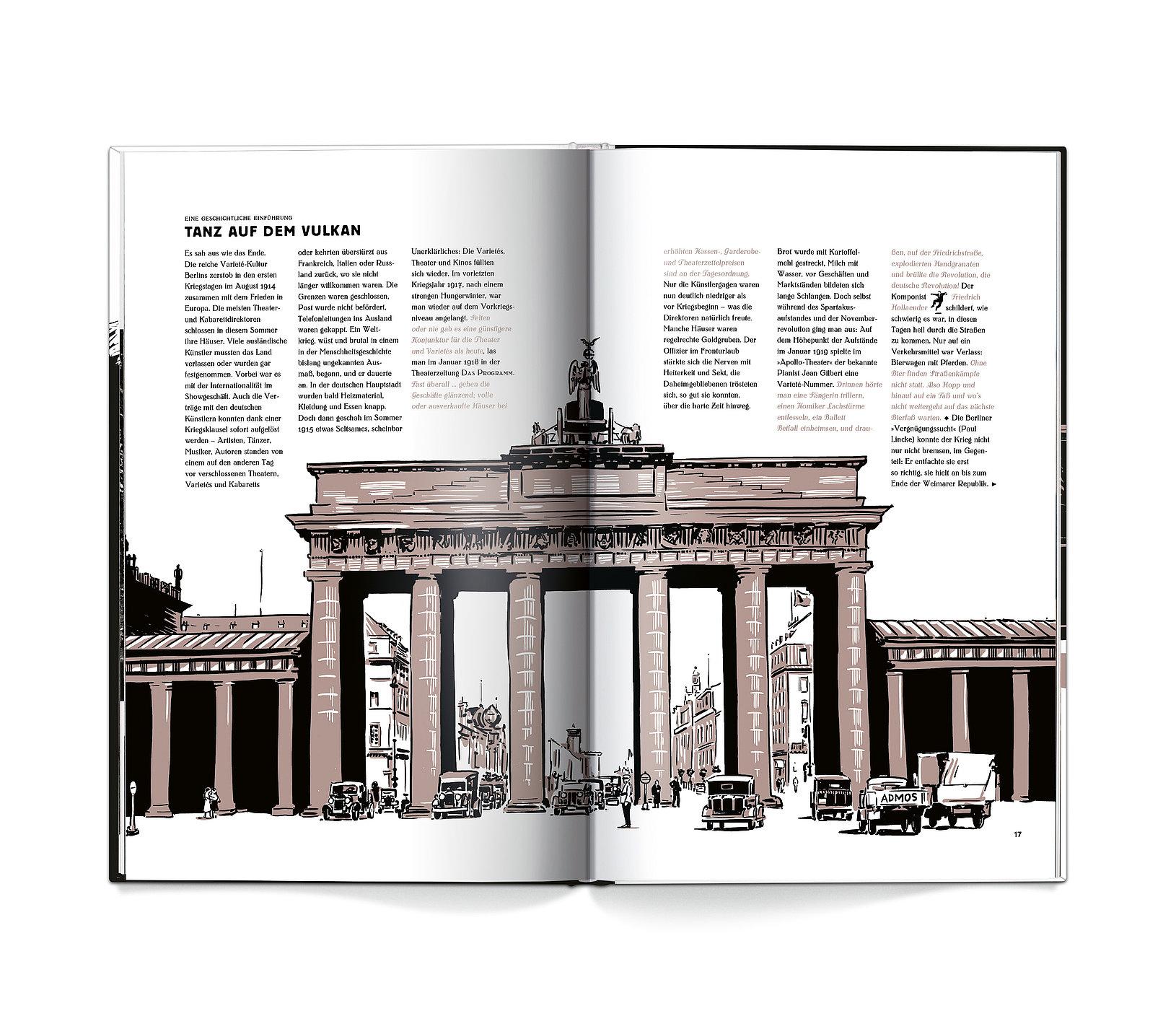 Es wird Nacht im Berlin der wilden Zwanziger | Red Dot Design Award