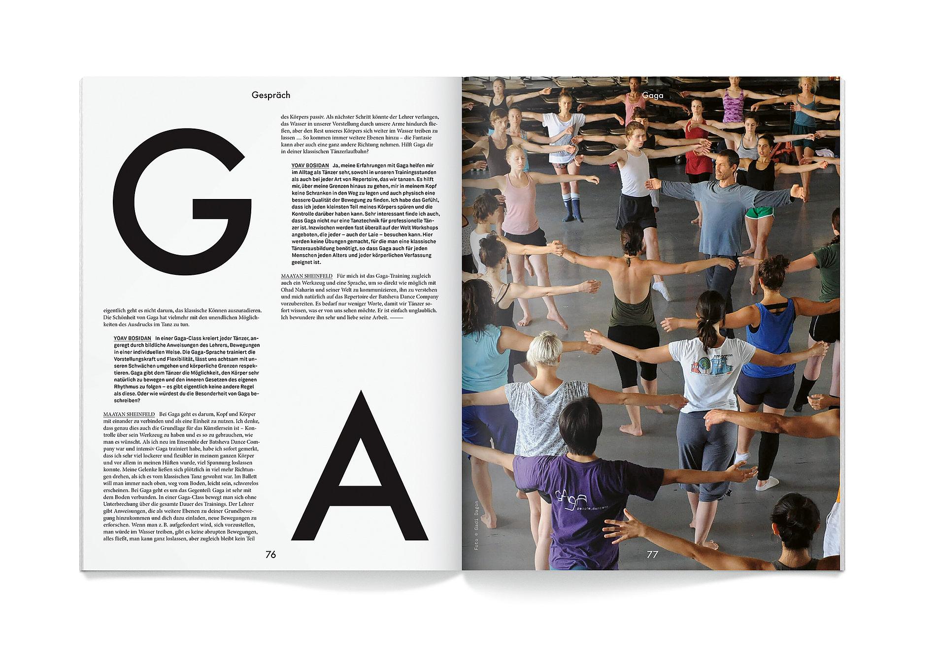 b – Nº8 Ballett am Rhein | Red Dot Design Award