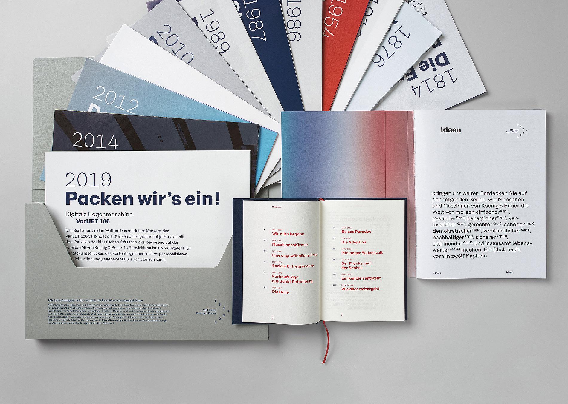 Koenig & Bauer – Menschen, Maschinen, Ideen | Red Dot Design Award