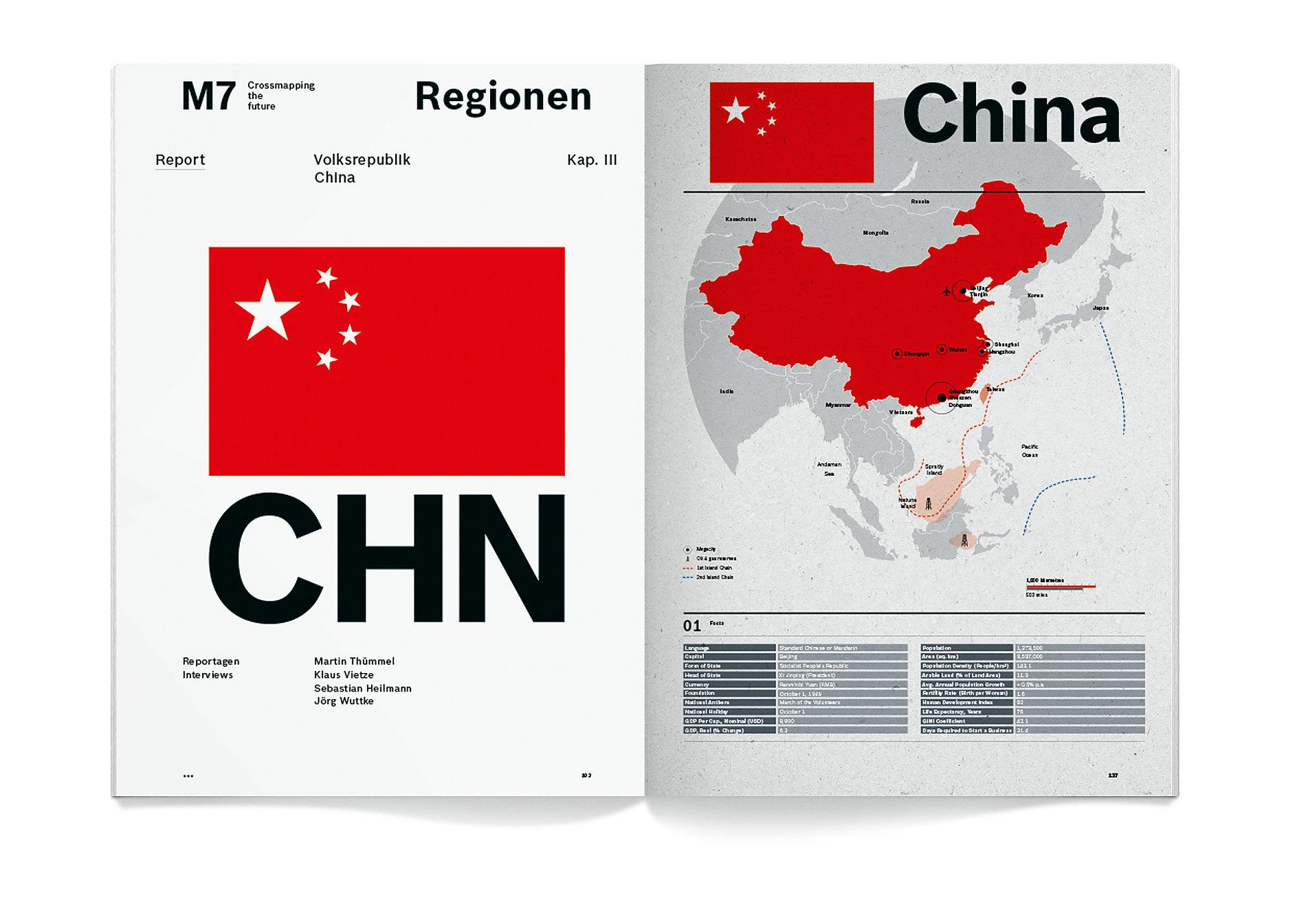 Crossmapping the Future – Bosch Megatrend Report M7 | Red Dot Design Award