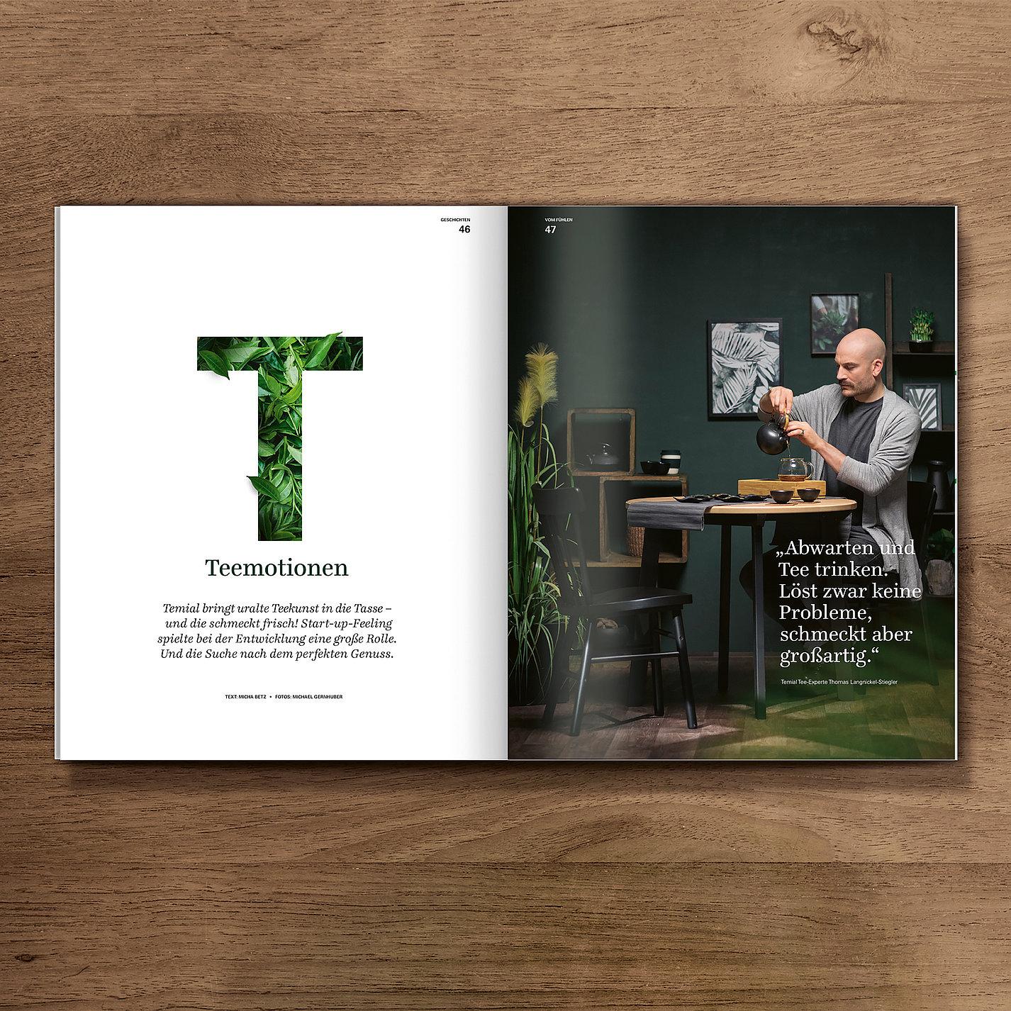 Vorwerk Annual Report 2017 | Red Dot Design Award