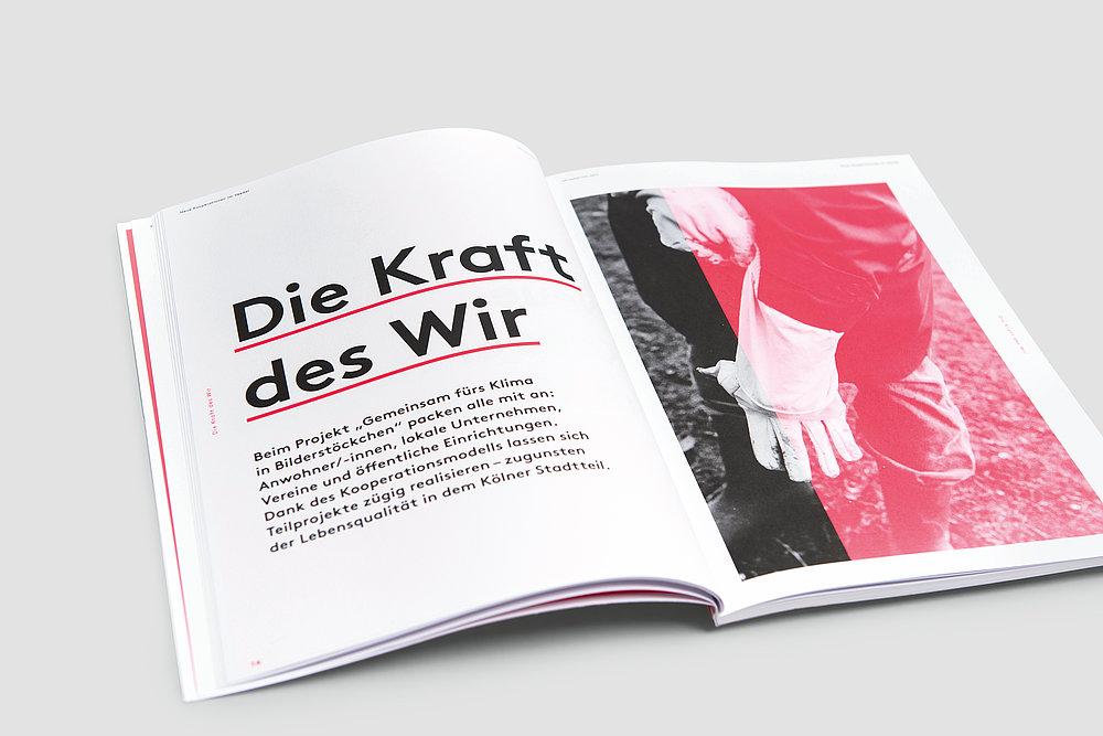 KFA Annual Report 2017 | Red Dot Design Award