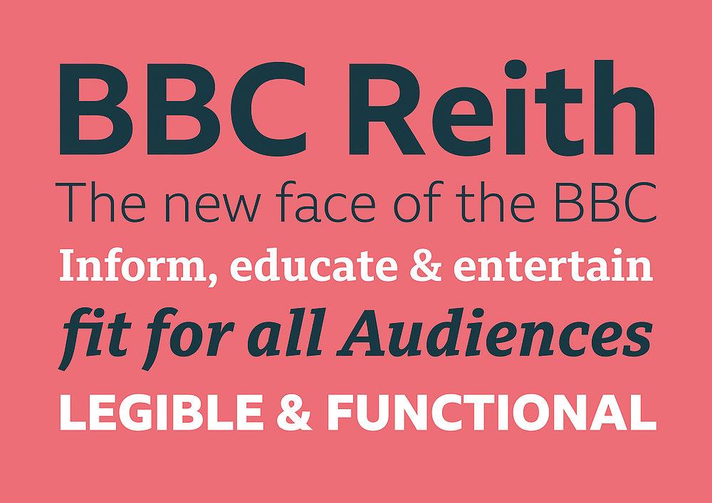 BBC Reith | Red Dot Design Award