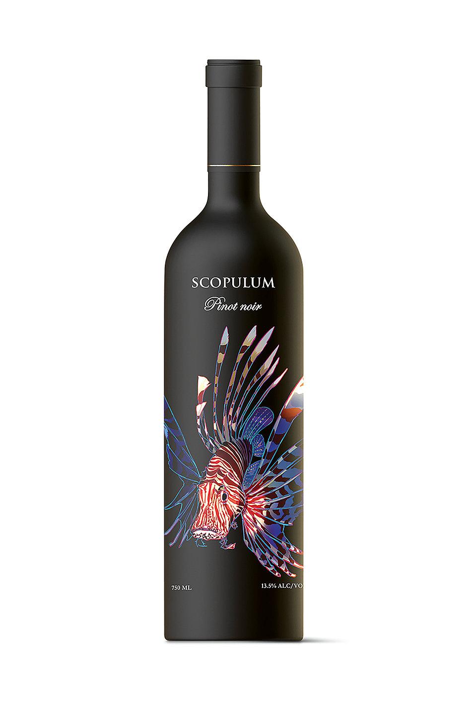 Scopulum Wine Bottles | Red Dot Design Award