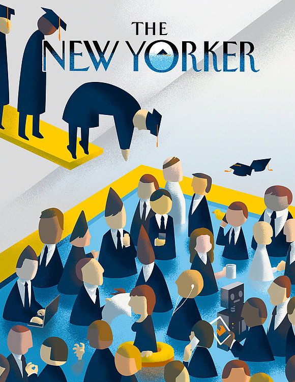 The New Yorker | Red Dot Design Award