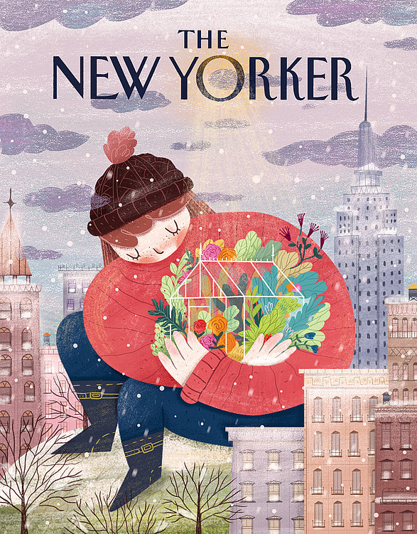 The New Yorker – Artificial Spring   Red Dot Design Award