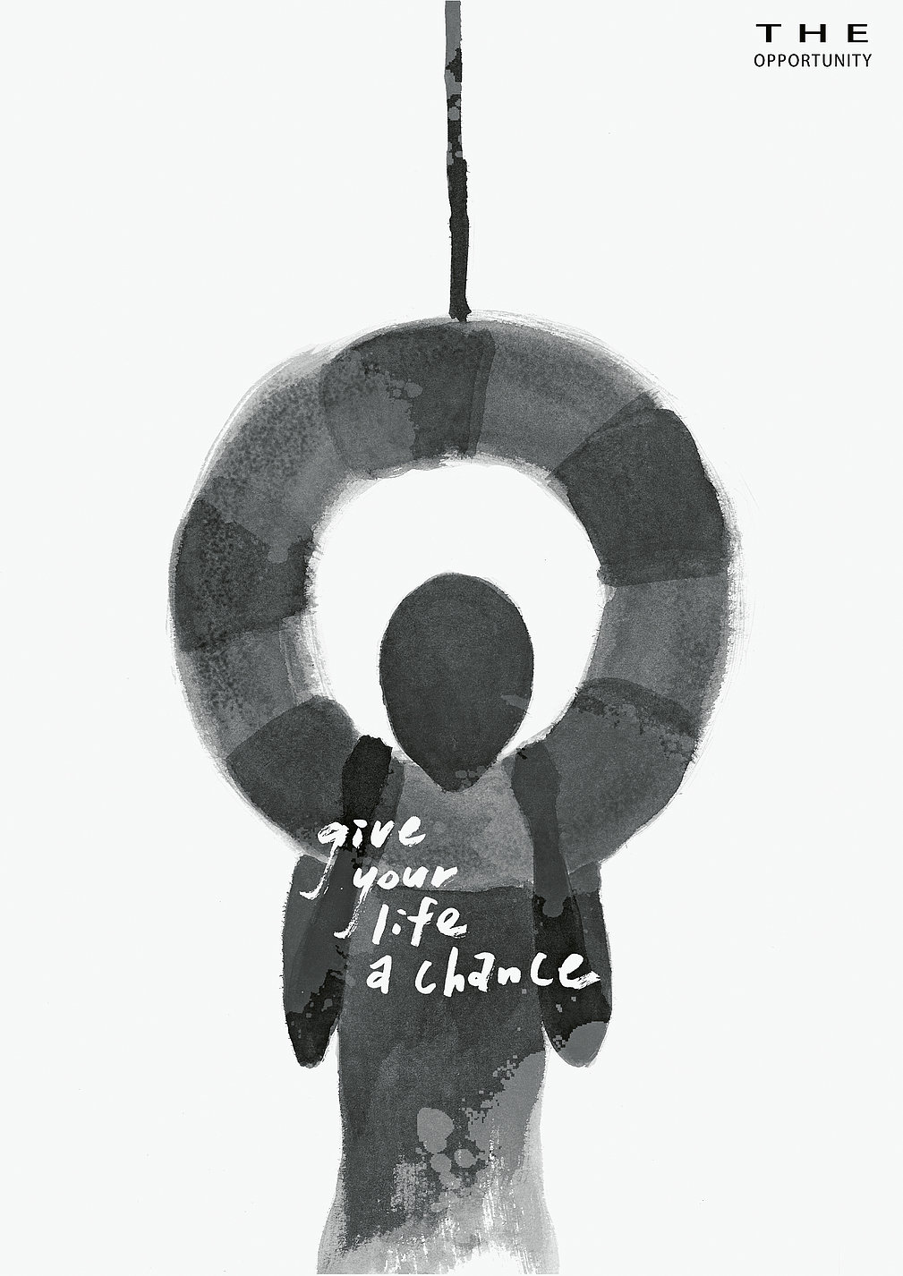 Give Your Life a Chance | Red Dot Design Award