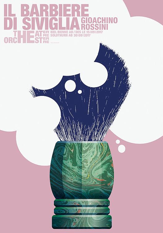 Il Barbiere di Siviglia | Red Dot Design Award