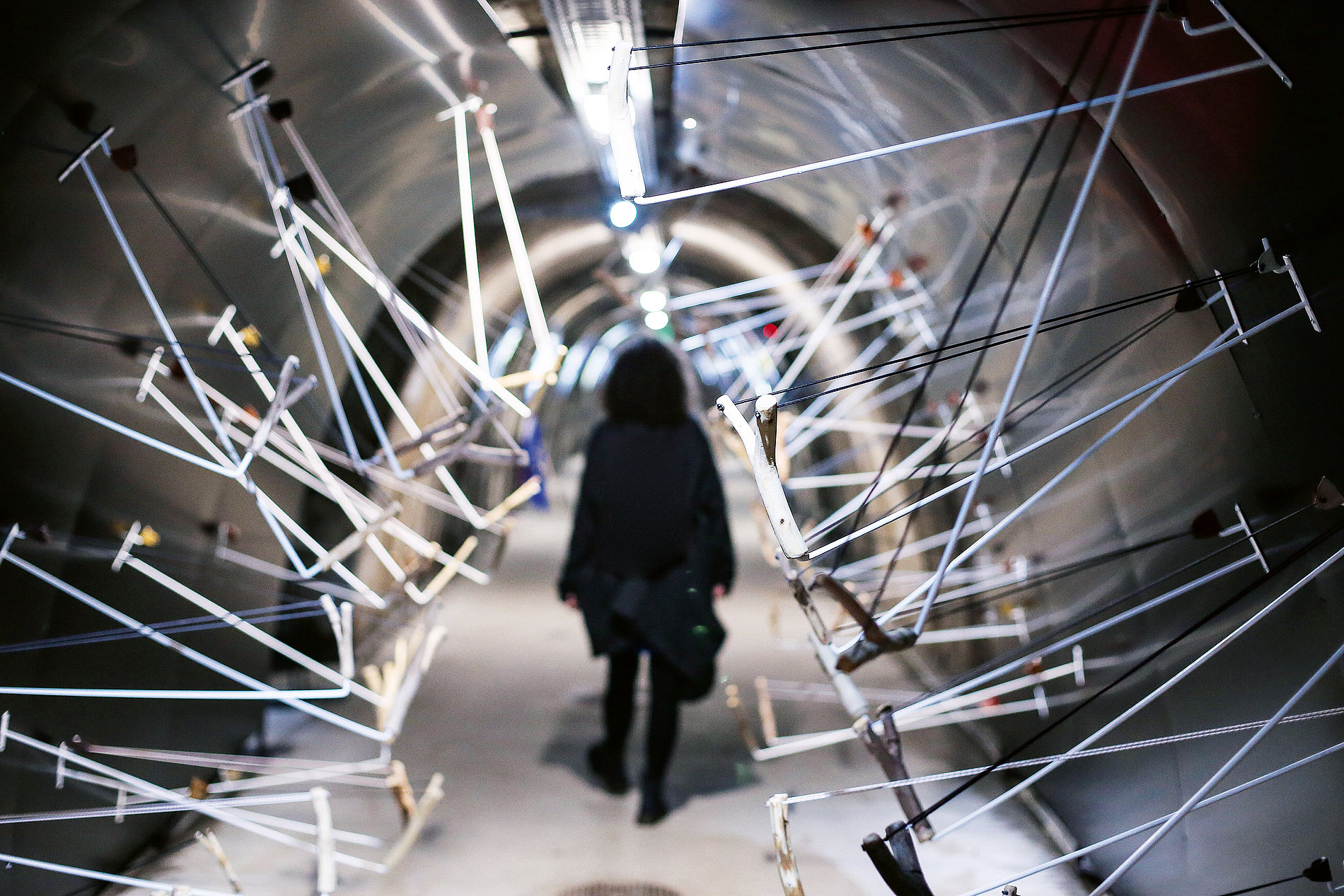 Throwback Tunnel | Red Dot Design Award