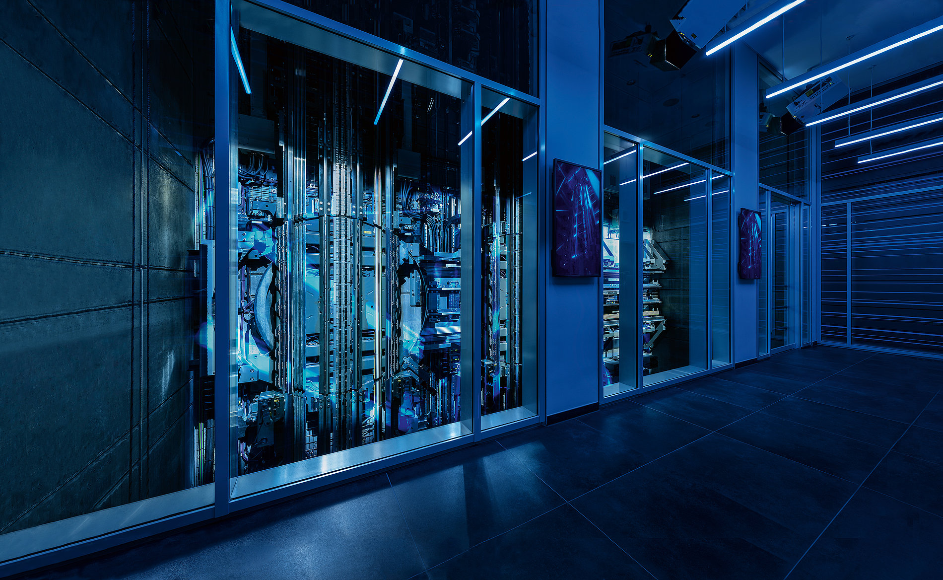 thyssenkrupp Elevator Test Tower Visitor Centre | Red Dot Design Award