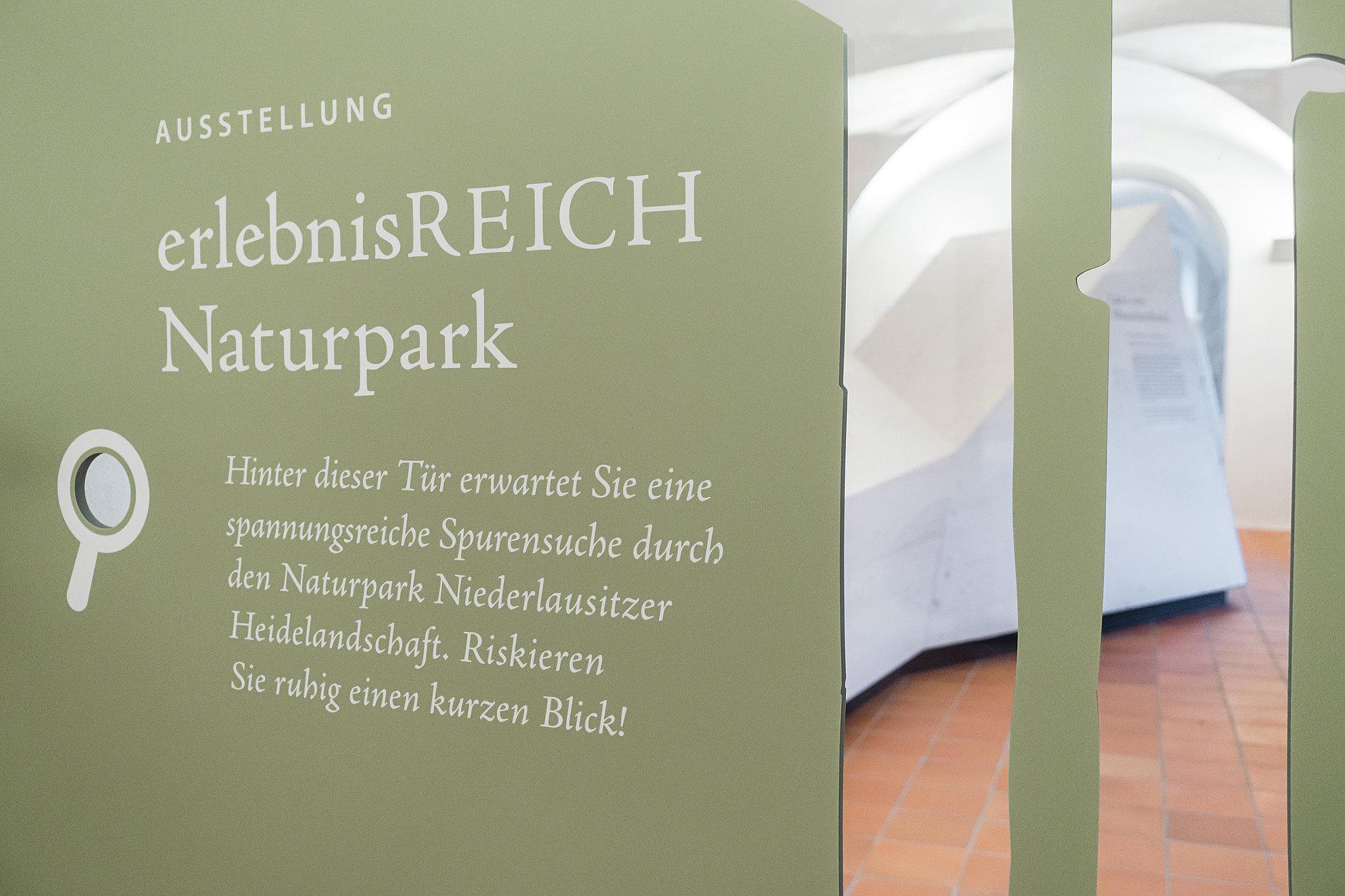 erlebnisREICH Naturpark | Red Dot Design Award