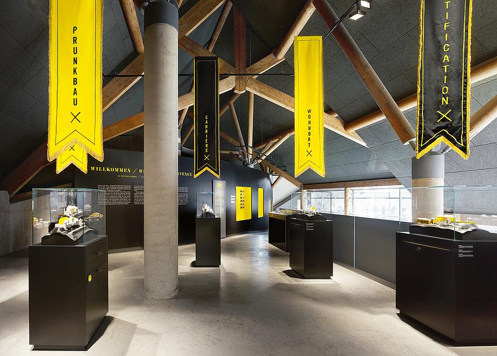 Vianden Castle Visitor Centre | Red Dot Design Award