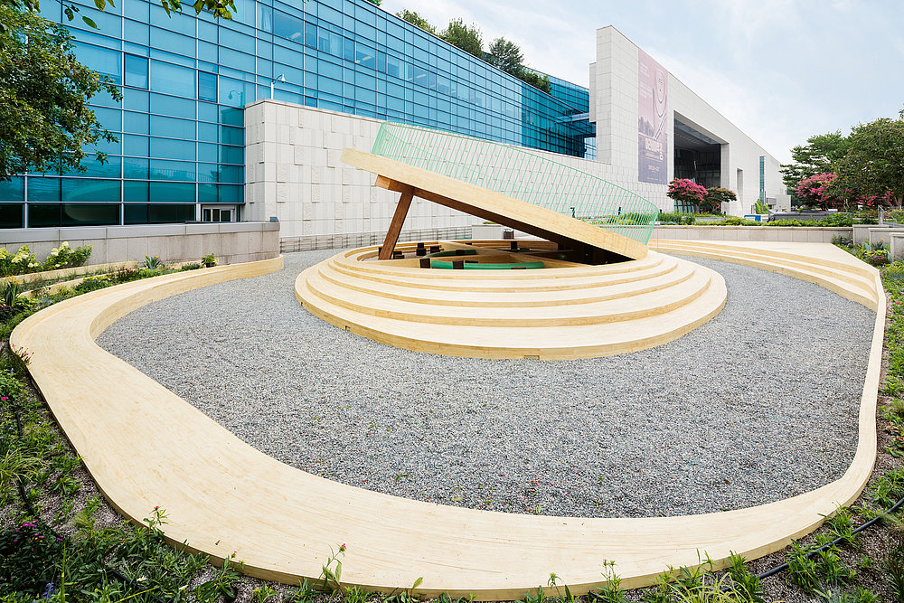 Children's Museum Yard | Red Dot Design Award