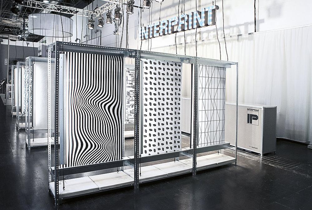 Interprint Fair Stand EuroShop 2017 | Red Dot Design Award