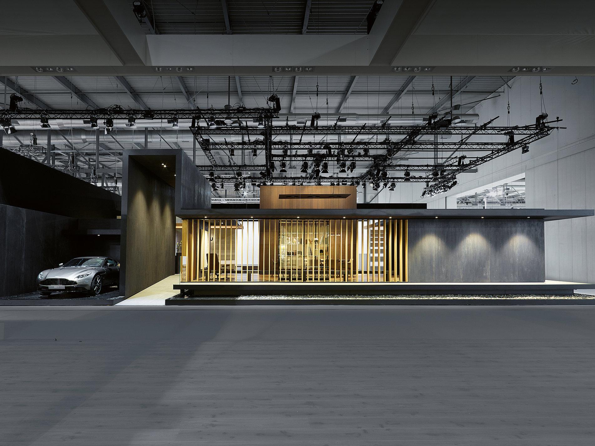 Gaggenau Fair Stand EuroCucina 2018 | Red Dot Design Award