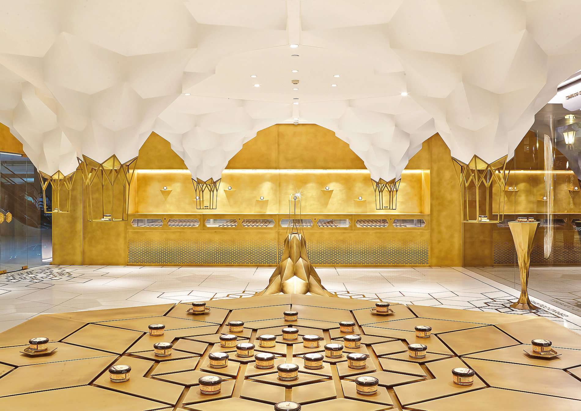 Grand Gourmet Flagship Store | Red Dot Design Award