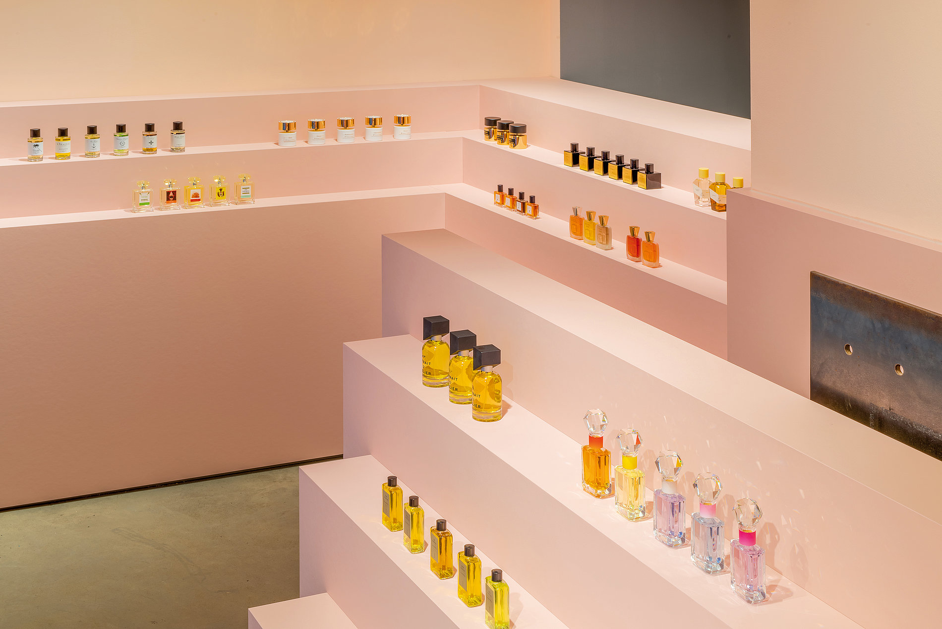 Parfums uniques | Red Dot Design Award