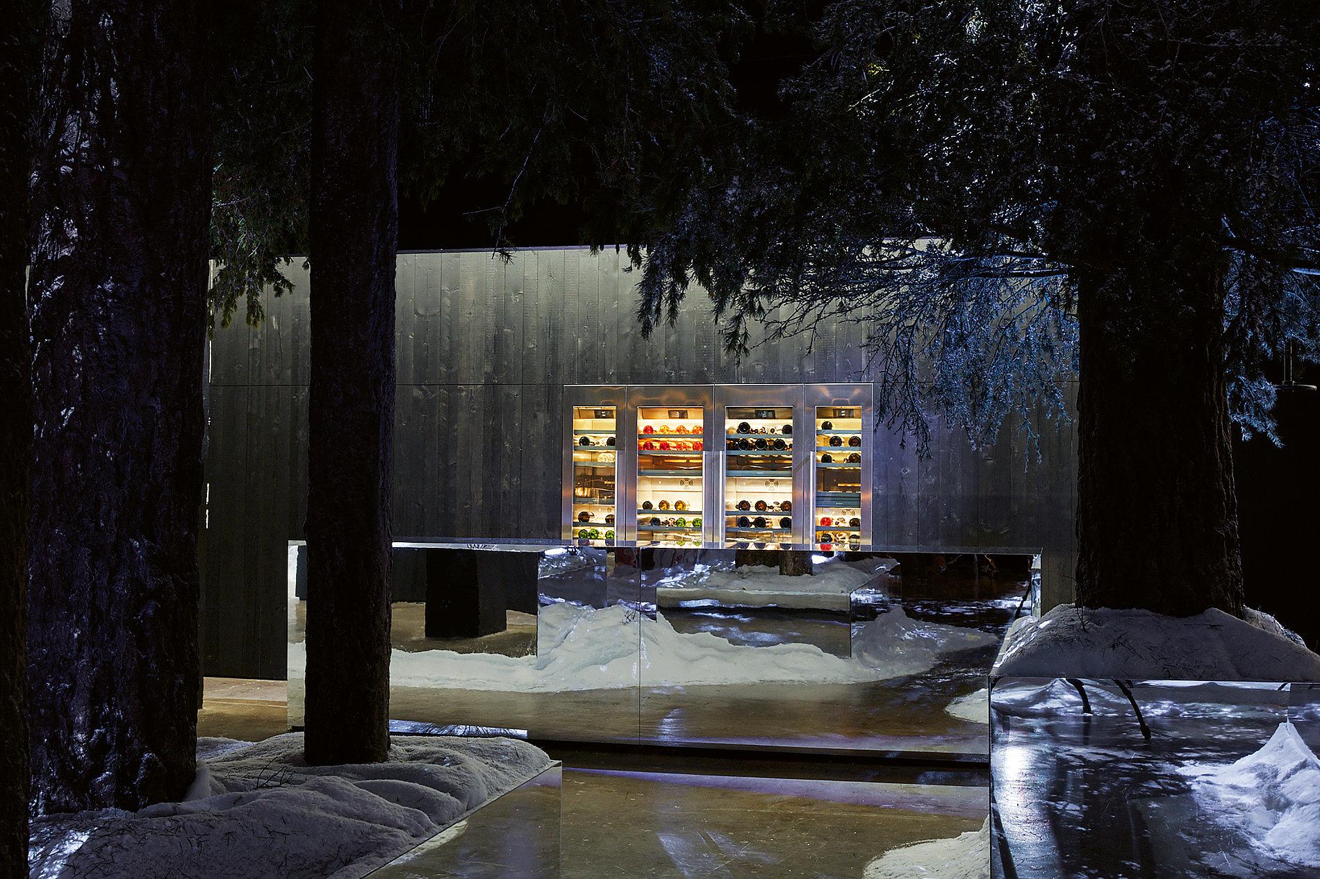 Gaggenau Restaurant 1683 LA | Red Dot Design Award