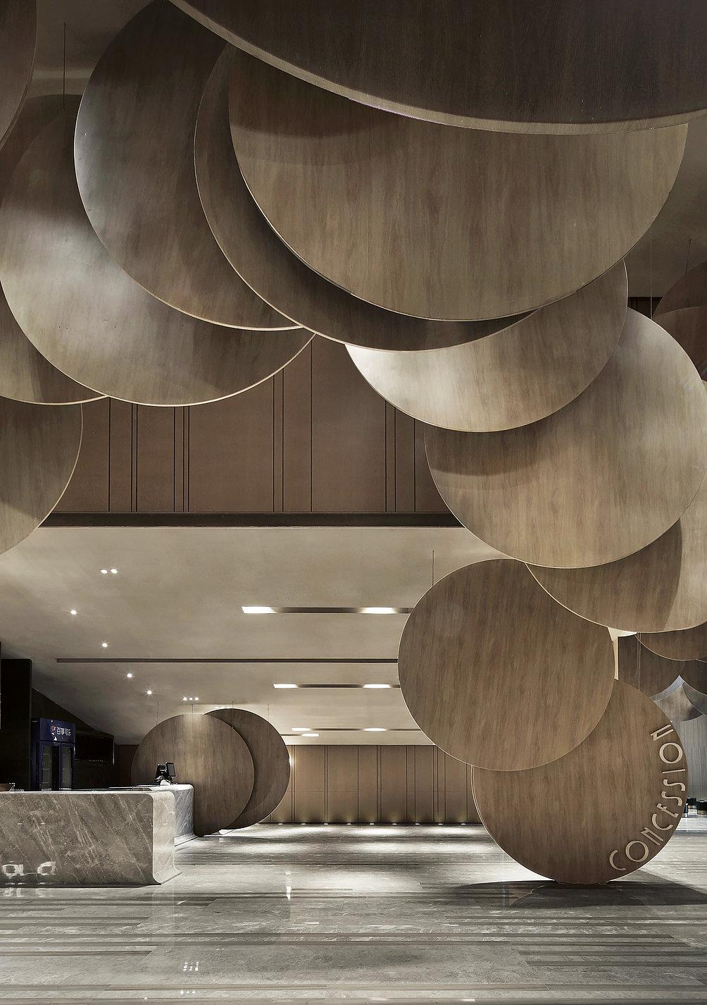 Wuhan Wushang Mall Cinema 9F | Red Dot Design Award