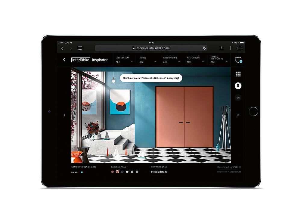 interlübke Inspirator | Red Dot Design Award