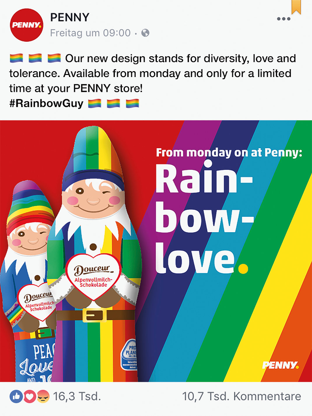 The Rainbow Guy Debate | Red Dot Design Award