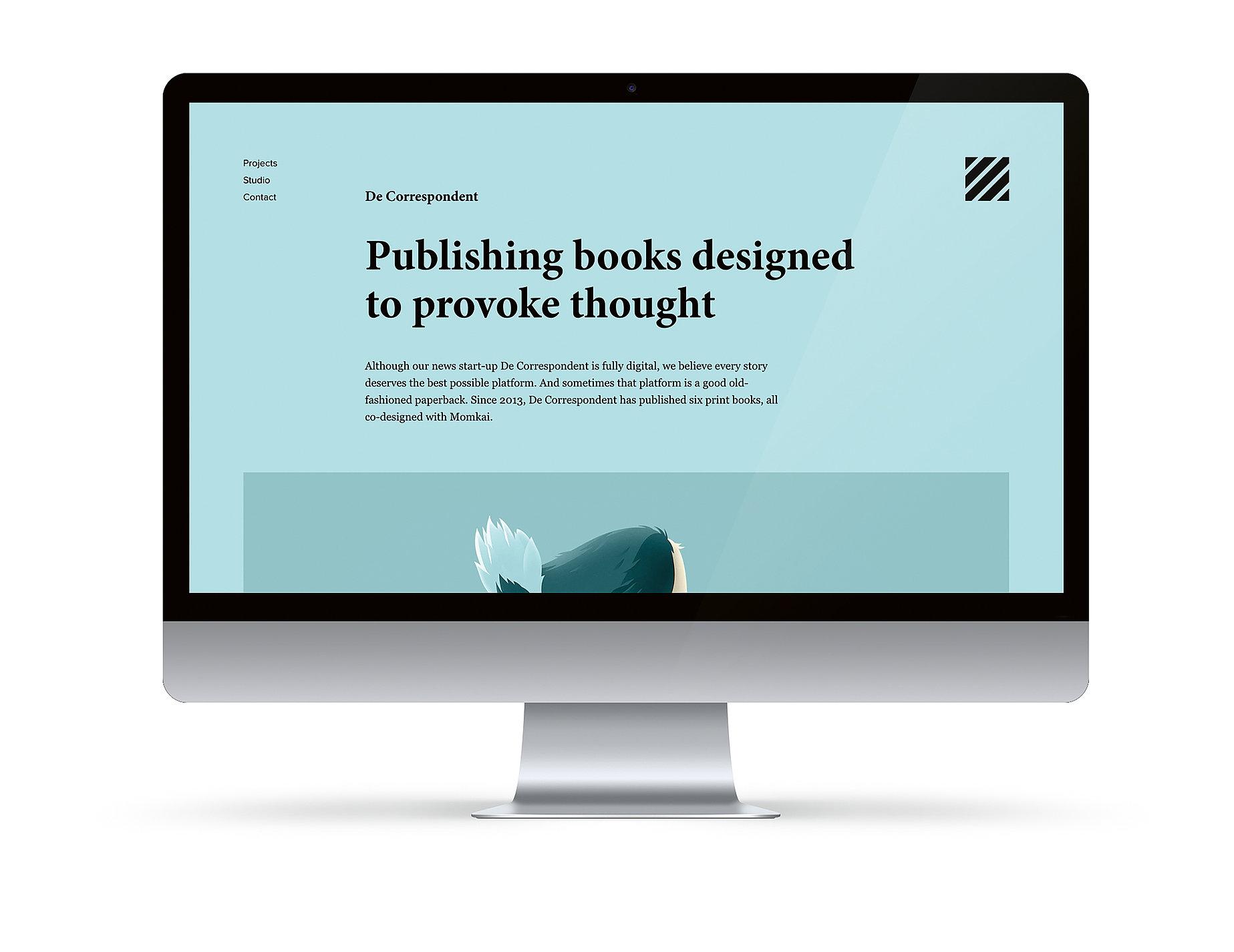 Momkai Portfolio | Red Dot Design Award