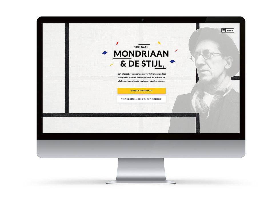 100 Years of Mondrian | Red Dot Design Award