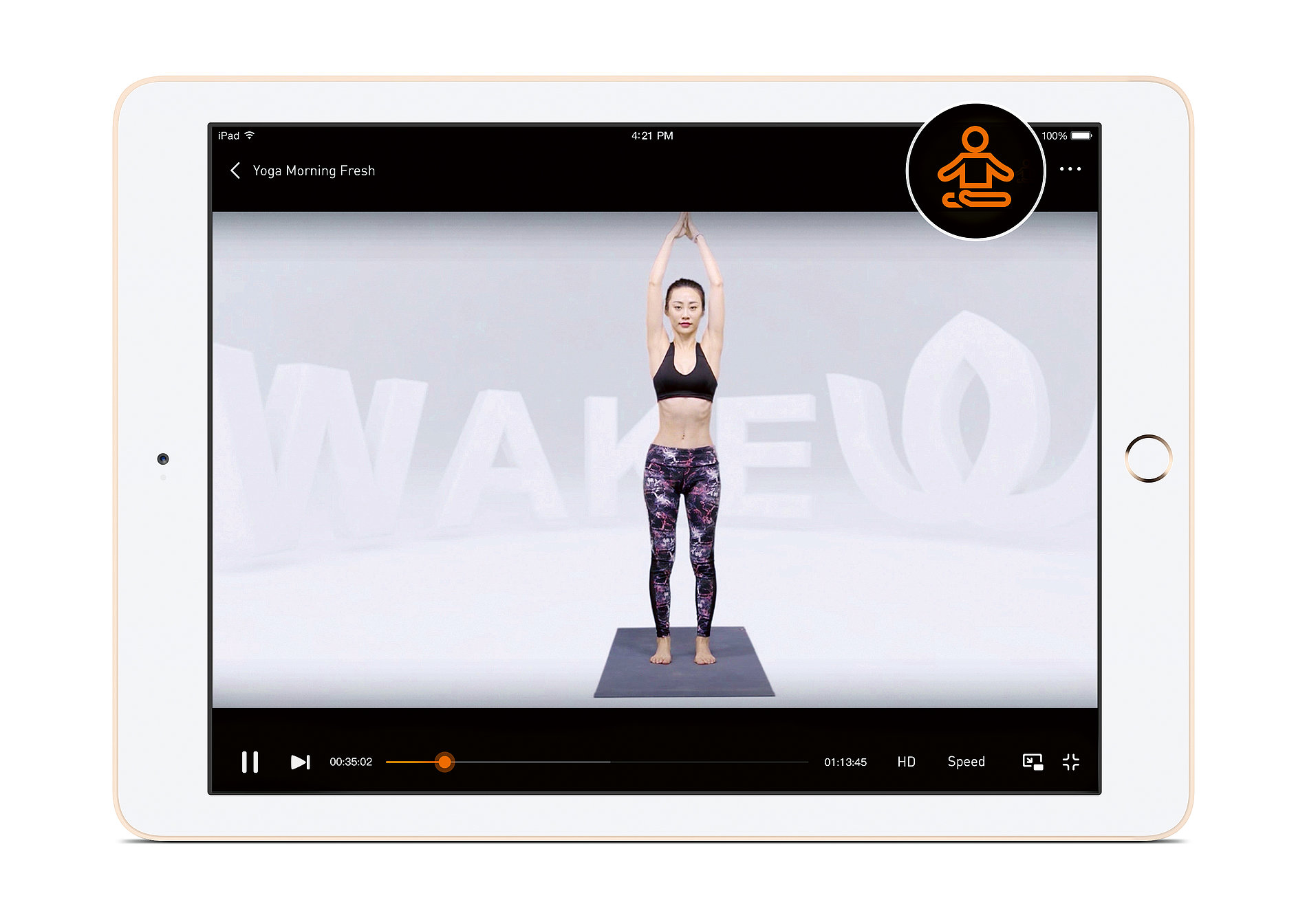 Tencent Video for Workouts | Red Dot Design Award