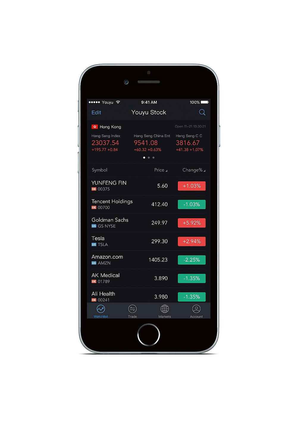 Youyu Stock | Red Dot Design Award