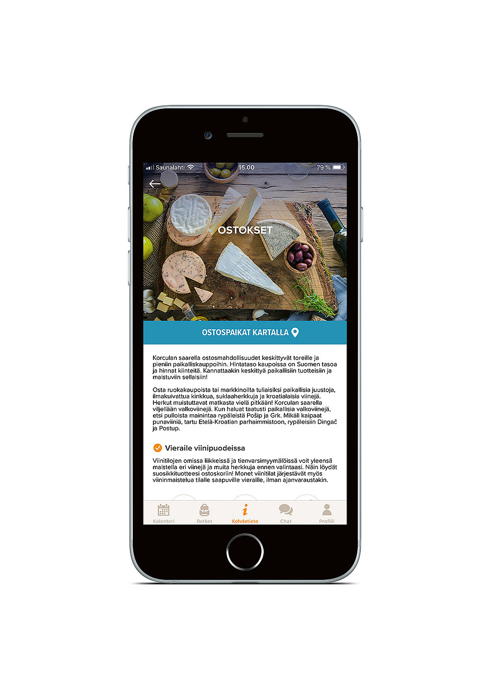 Suntours App – A Guide Always at Hand | Red Dot Design Award