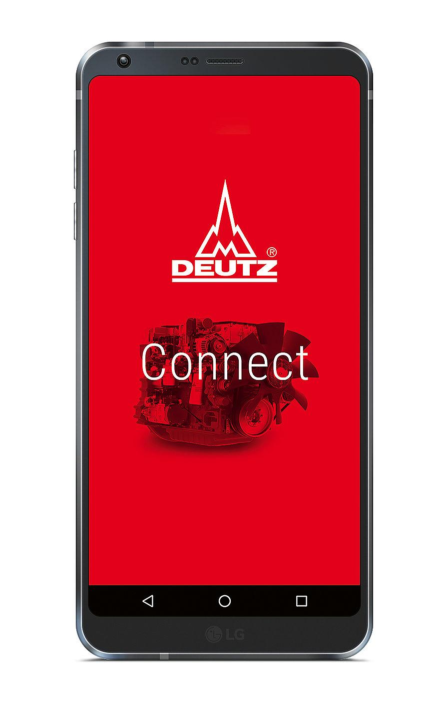 DEUTZ Connect | Red Dot Design Award