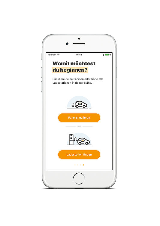 EnBW mobility+ | Red Dot Design Award