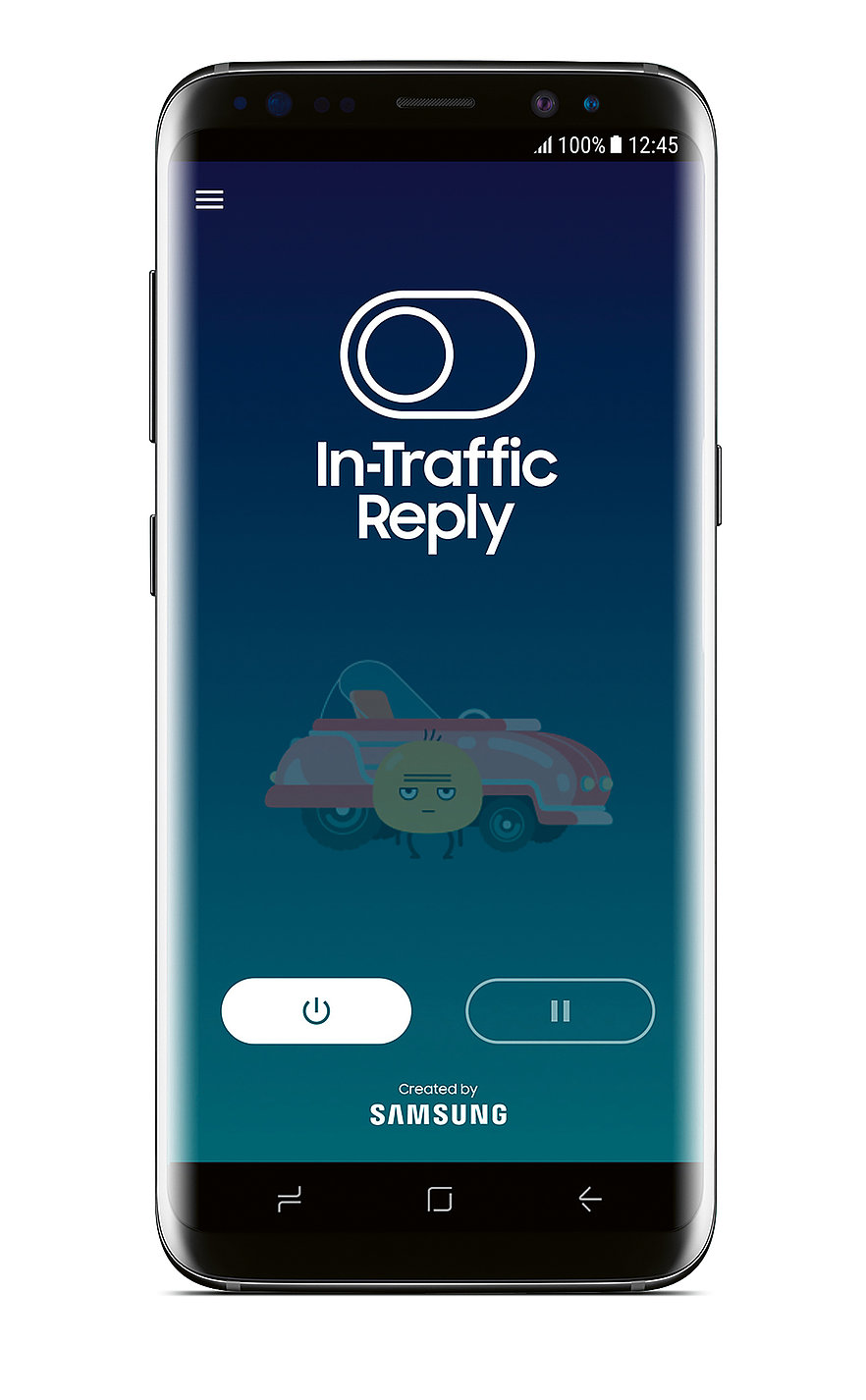 In-Traffic Reply | Red Dot Design Award