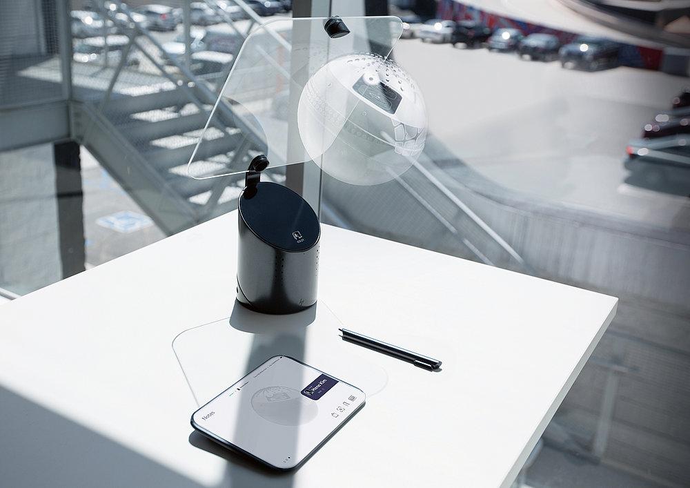 HP Knoq | Red Dot Design Award