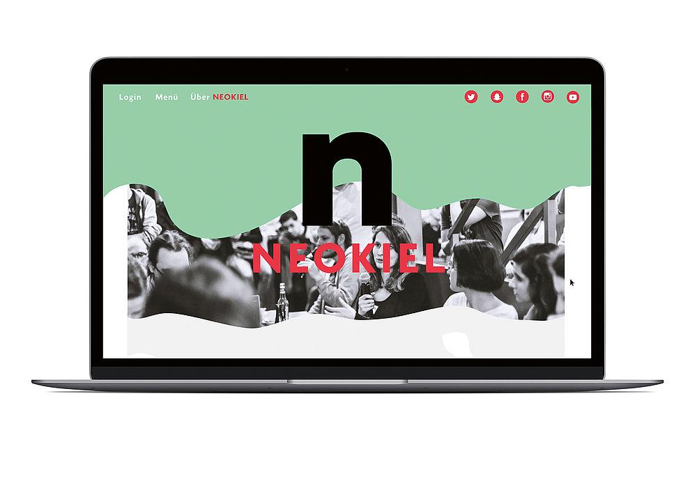 Neo.Kiel – Open Platform for Civic Participation | Red Dot Design Award