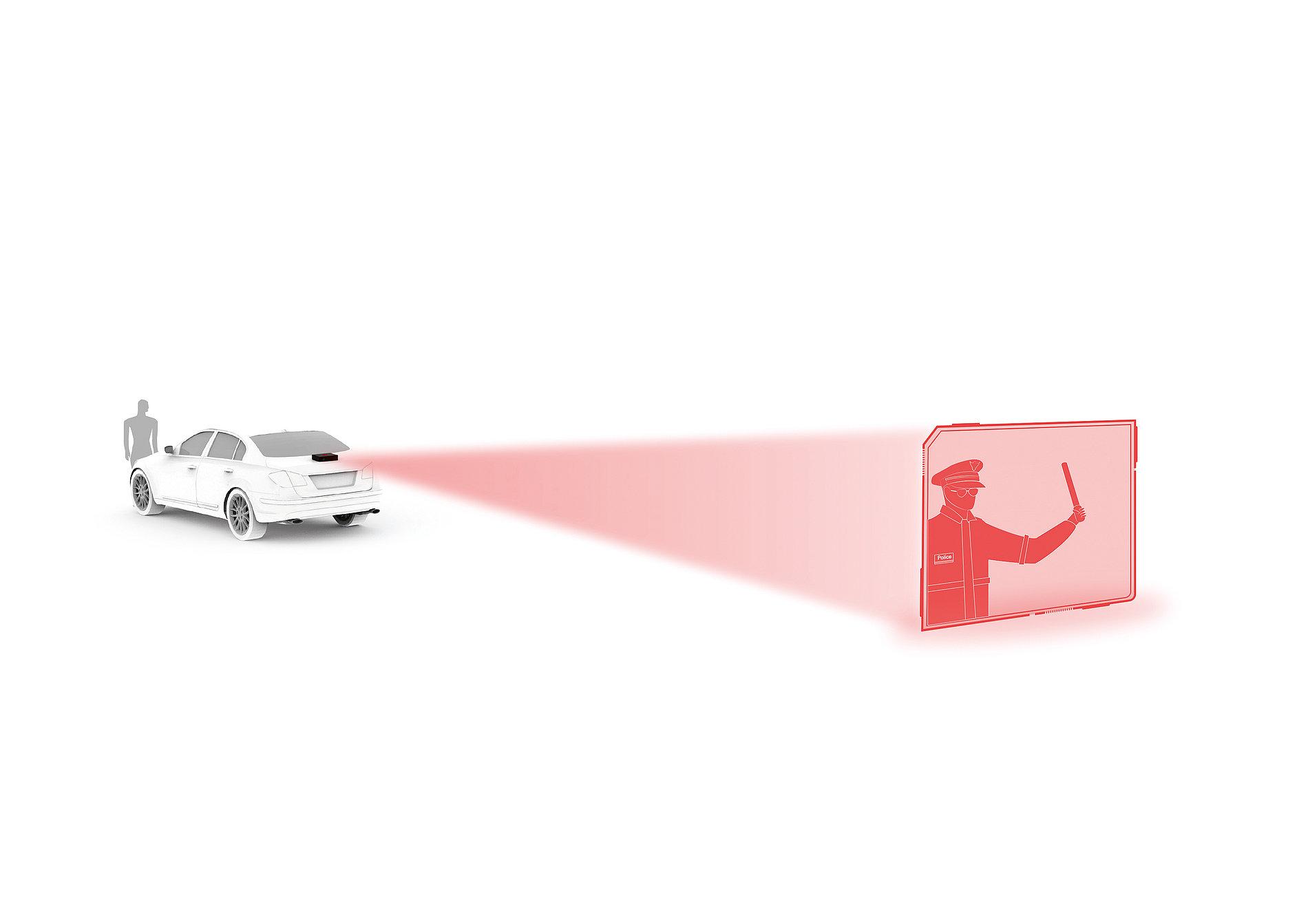 Safety Hologram | Red Dot Design Award