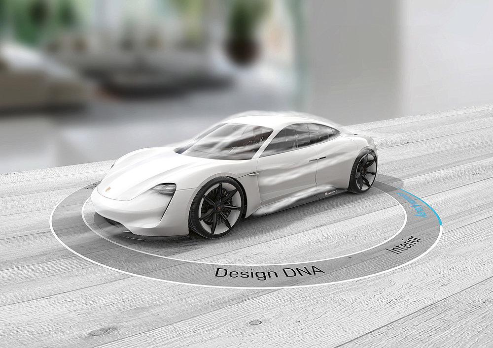 Mission E AR | Red Dot Design Award