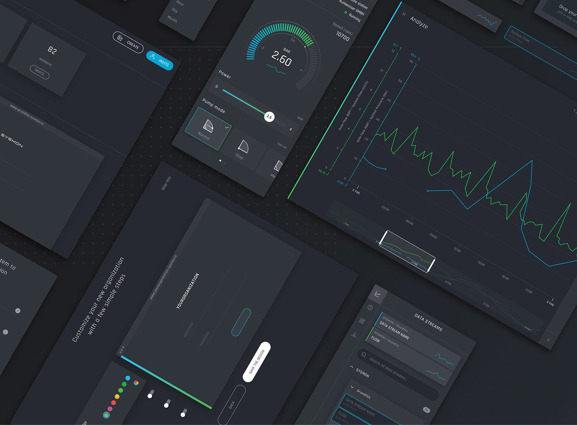 SYSMON – Connecting the Industry | Red Dot Design Award