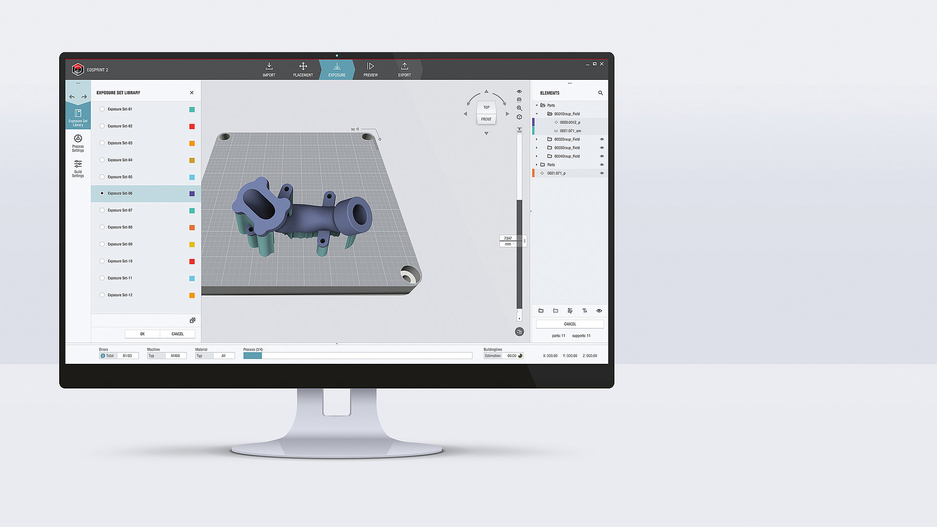 EOSPRINT 2 | Red Dot Design Award