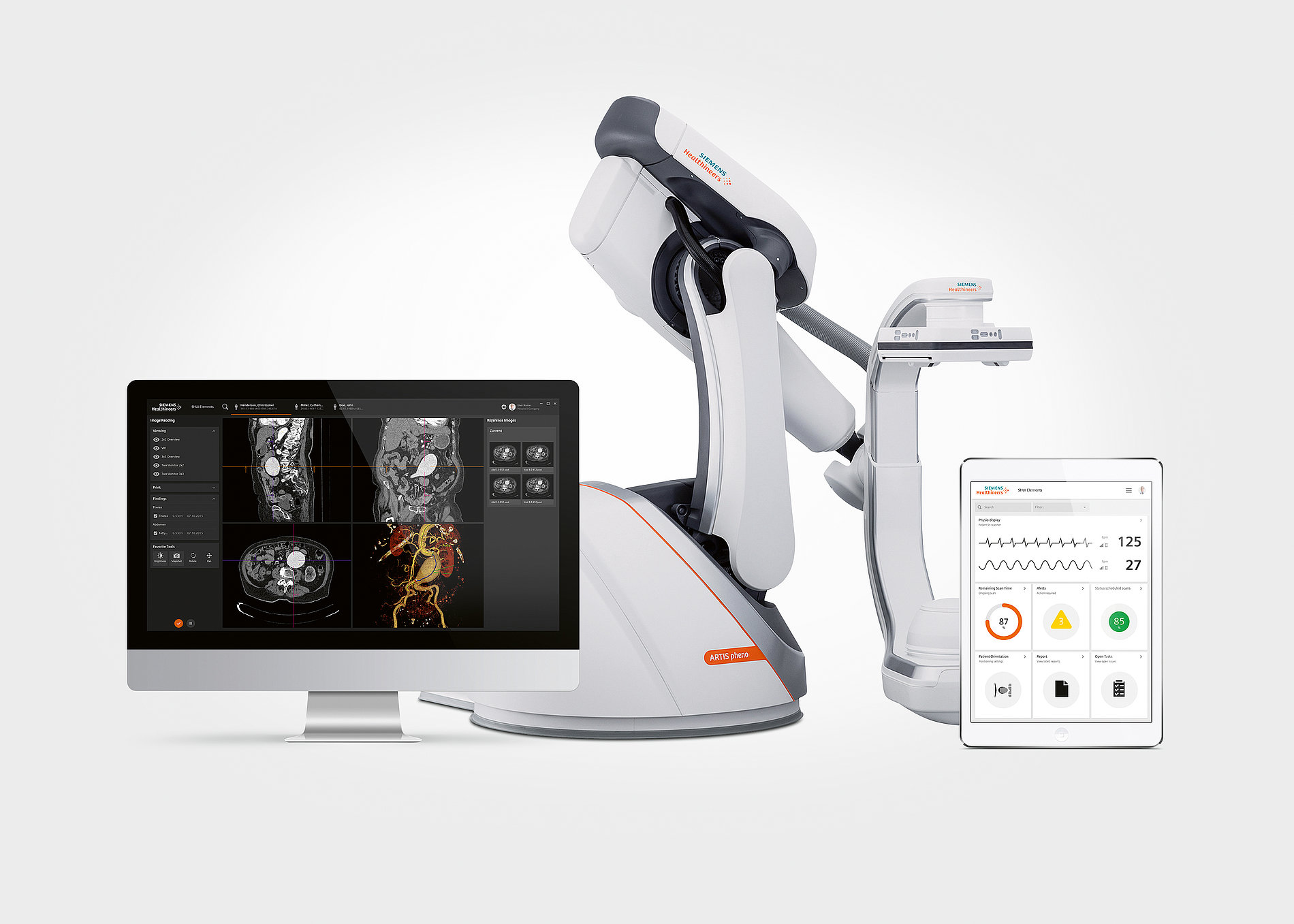 SHUI – Siemens Healthineers User Interface | Red Dot Design Award