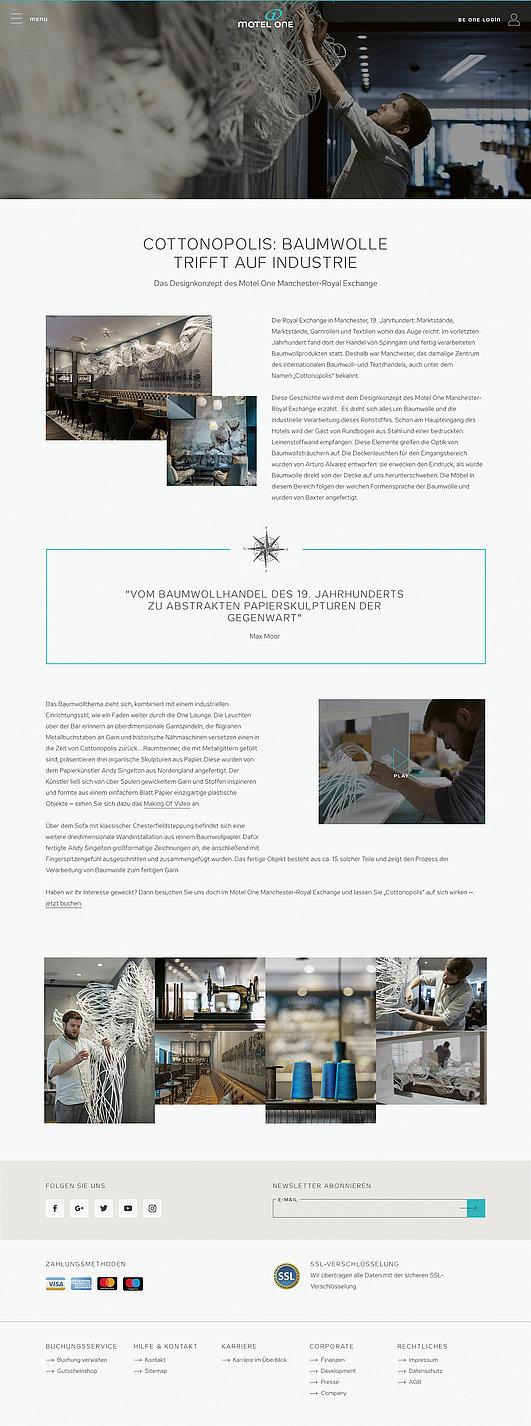 Urban Design in a Digital Space | Red Dot Design Award