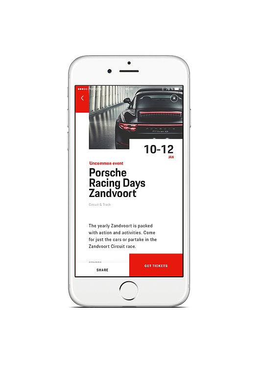 Porsche24 | Red Dot Design Award
