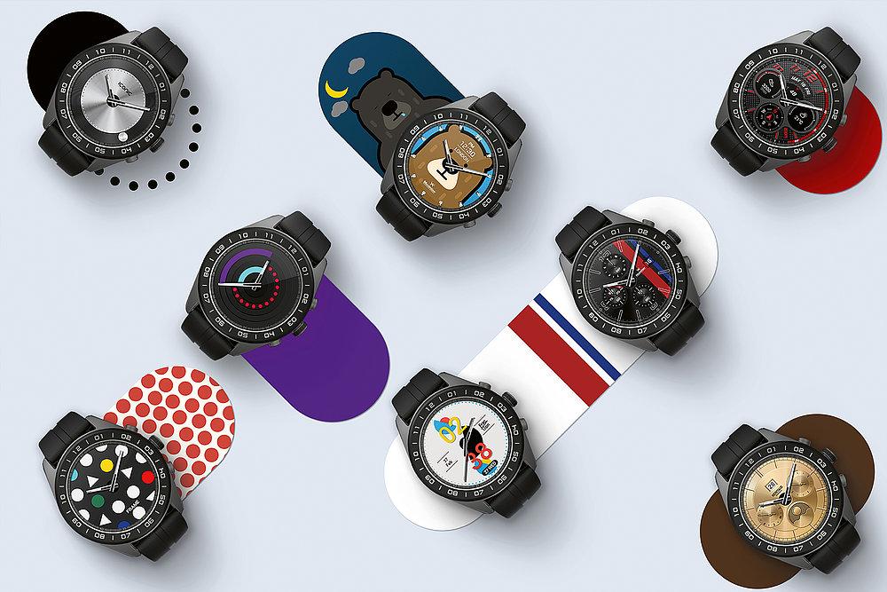 LG Watch W7 | Red Dot Design Award