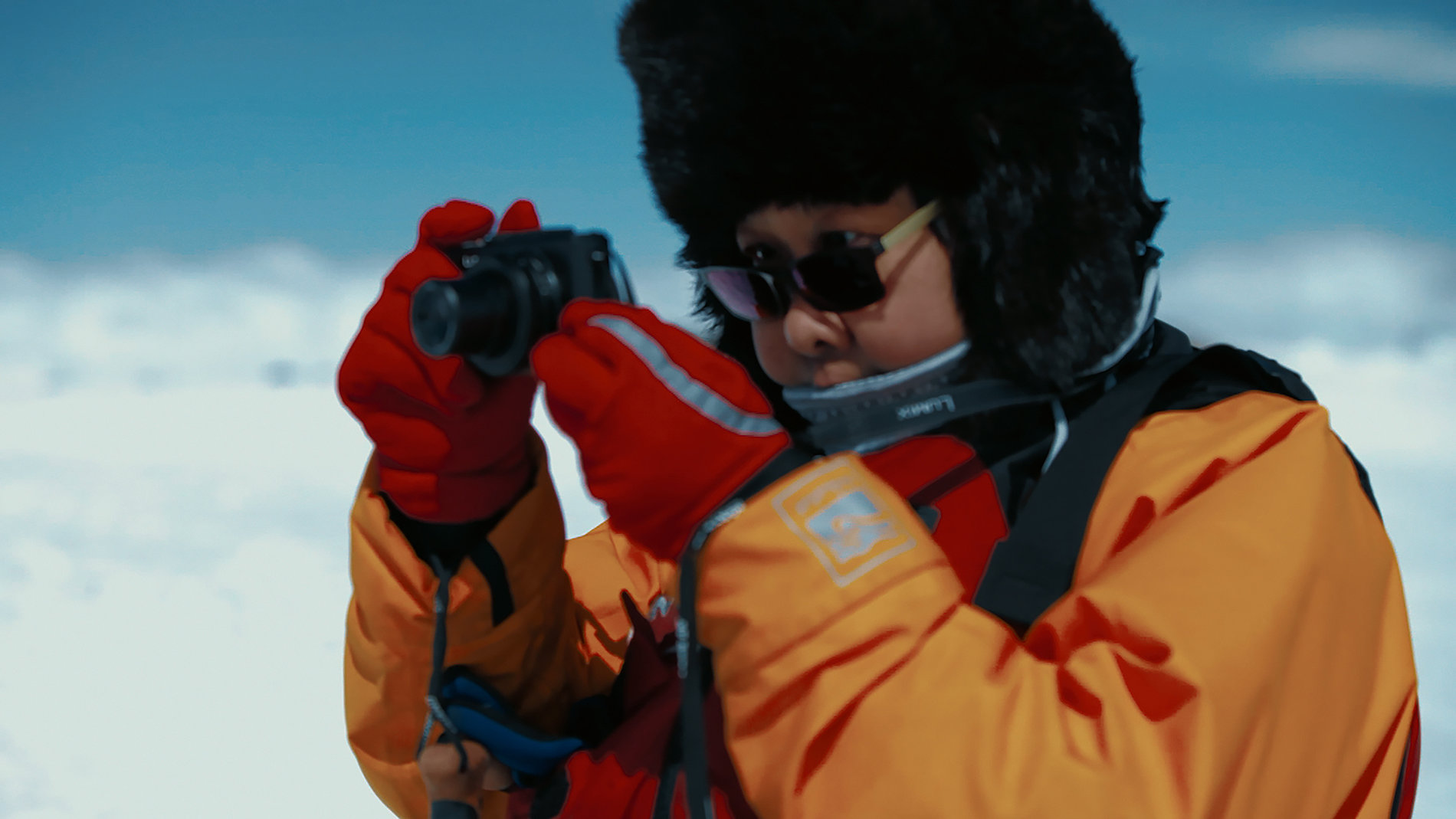 $30 to Antarctica | Red Dot Design Award