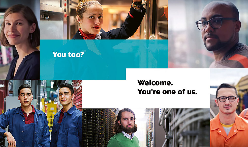 Welcome. You're one of us. | Red Dot Design Award