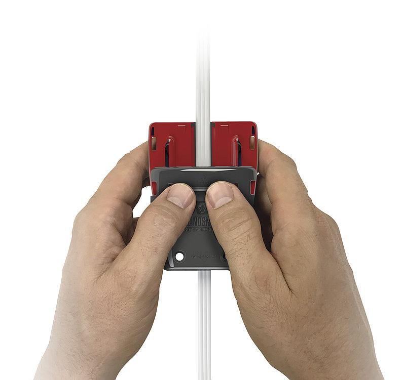 Blind Snake Electrical Connector | Red Dot Design Award