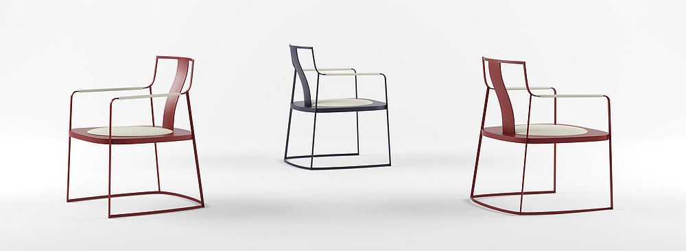 M1 Chair | Red Dot Design Award