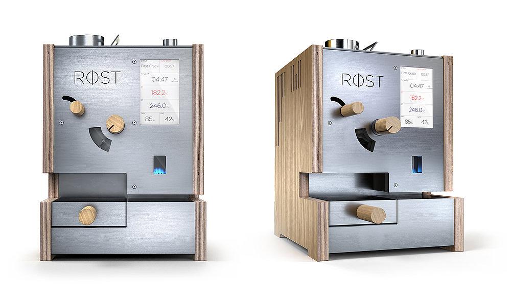 RØST Coffee Roaster   Red Dot Design Award