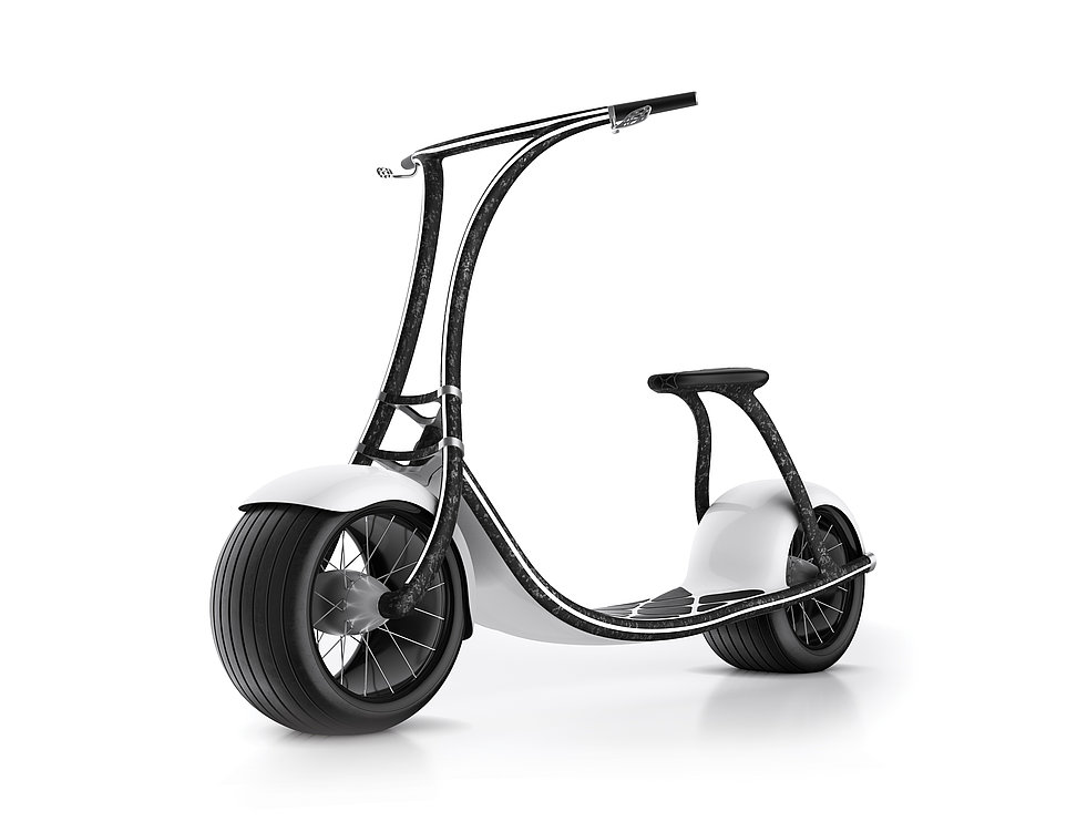 Rolley Scooterson | Red Dot Design Award